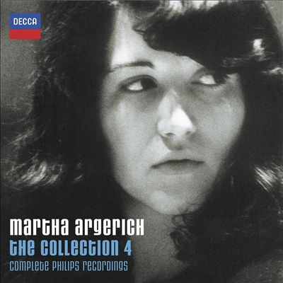 Martha Argerich: The Collection 4 - Complete Philips Recordings