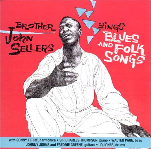 Sings Blues and Folk Songs
