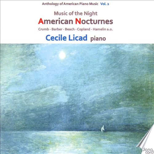 Anthology of American Piano Music, Vol. 2: Music of the Night - American Nocturnes