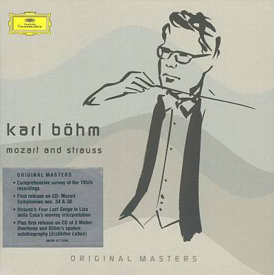 Karl Böhm Conducts Mozart and Strauss