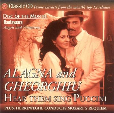 Alagna and Gheorghiu: Hear them sing Puccini