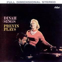Dinah Sings, Previn Plays