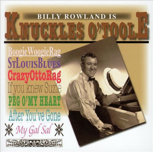 Billy Rowland Is Knuckles O'Toole