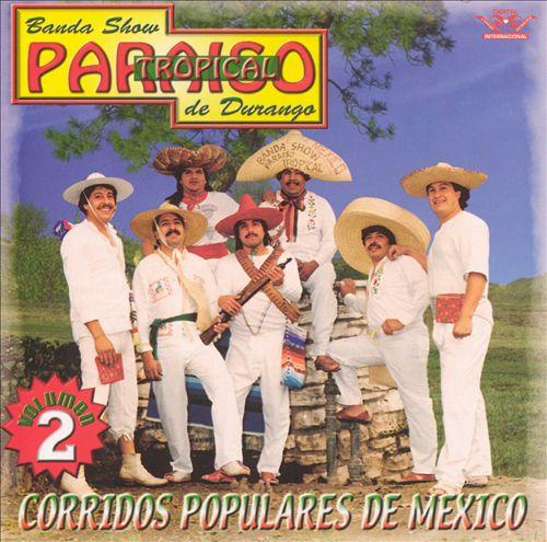 Corridos Populares de Mexico, Vol. 2