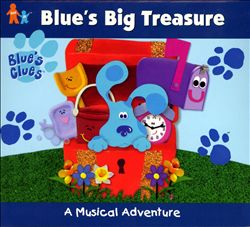 Blue's Big Treasure