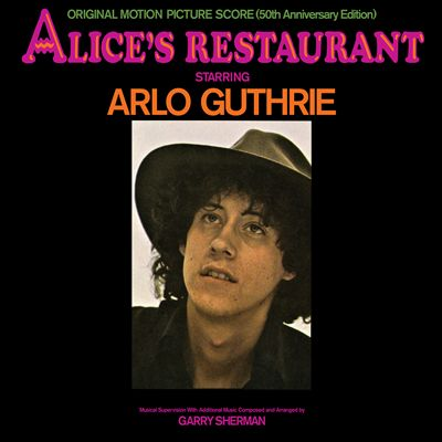 Alice's Restaurant [Original Motion Picture Soundtrack]