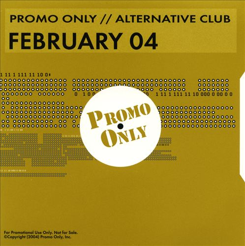 Promo Only: Alternative Club (February 2004)