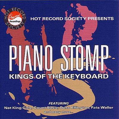 Piano Stomp: Kings of the Keyboard