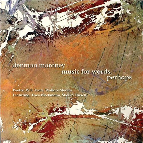 Music for Words, Perhaps