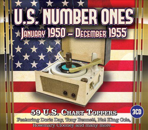 U.S. Number Ones: January 1950 - December 1955