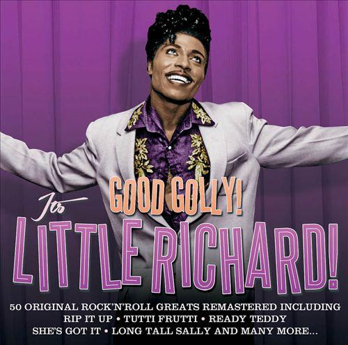 Good Golly! It's Little Richard!