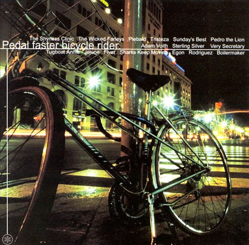 Pedal Faster Bicycle Rider