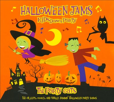 Halloween Jams Kids Dance Party