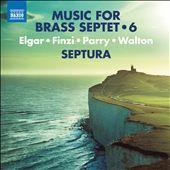 Music for Brass Septet, Vol. 6: Elgar, Finzi, Parry, Walton