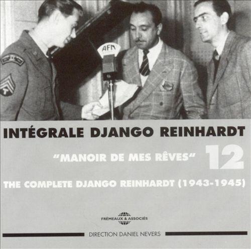 Integrale Django Reinhardt, Vol. 12: 1943-1945