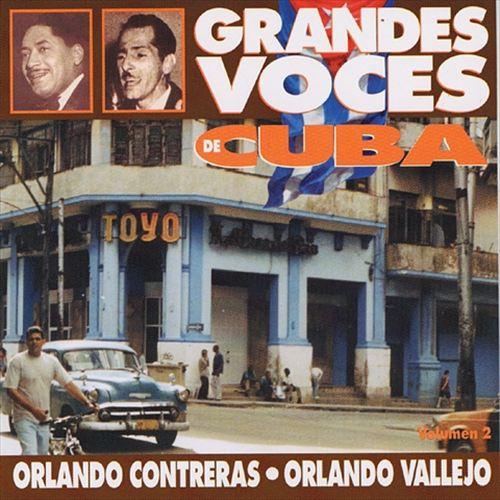 Grandes Voces De Cuba, Vol. 2