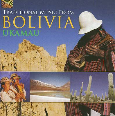 Traditional Music from Bolivia