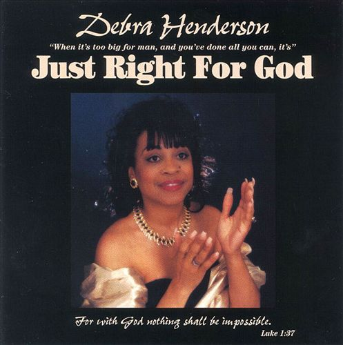 Just Right for God