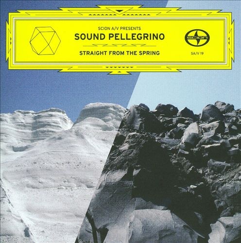 Sound Pellegrino: Straight from the Spring