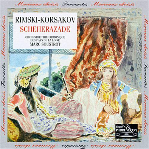 Rimski-Korsakov: Scheherazade