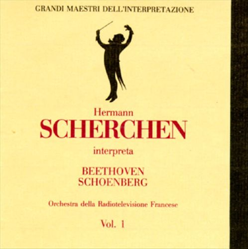 Scherchen interpreta Beethoven, Schoenberg