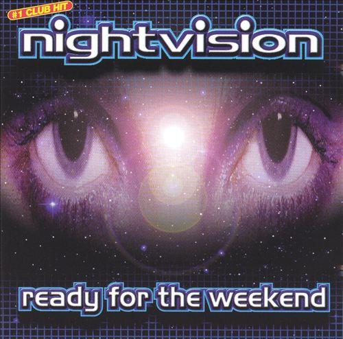 Ready for the Weekend [CD]