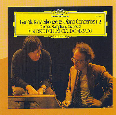Bartók: Piano Concertos 1 & 2