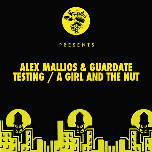 Testing / A Girl and the Nut