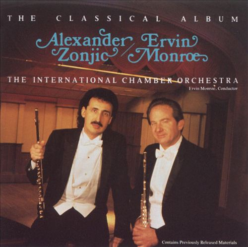 Alexander Zonjic & Ervin Monroe: The Classical Album