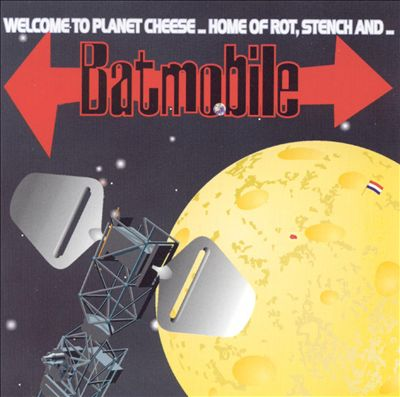 Welcome to the Planet Cheese