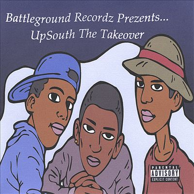 Battleground Recordz Prezents...Upsouth the Takeover