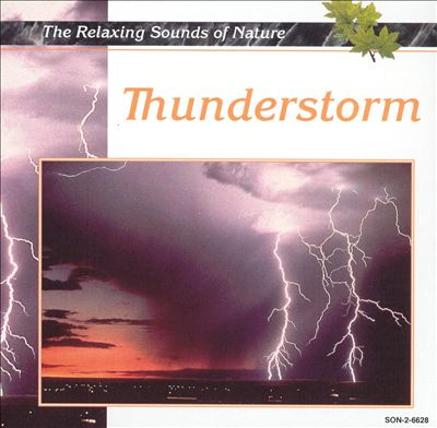 Relaxing Sounds of Nature: Thunderstorm