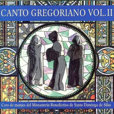 Canto Gregoriano Vol. 2 [United Kingdom]
