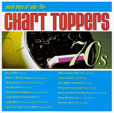 Chart Toppers: Rock Hits of the 70s