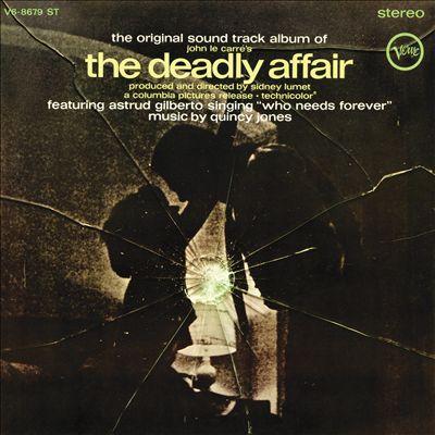 The Deadly Affair [Original Soundtrack]