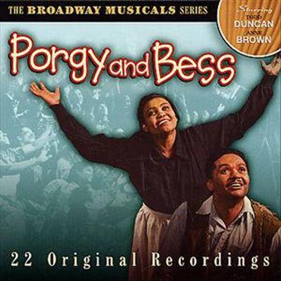 Porgy and Bess [Prism]: 1940/1942 Studio Cast