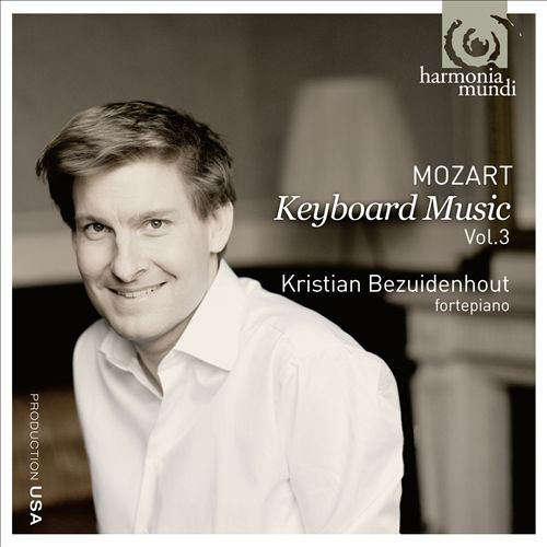 Mozart: Keyboard Music, Vol. 3