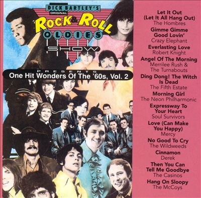 Dick Bartley Presents: One Hit Wonders of the '60s, Vol. 2