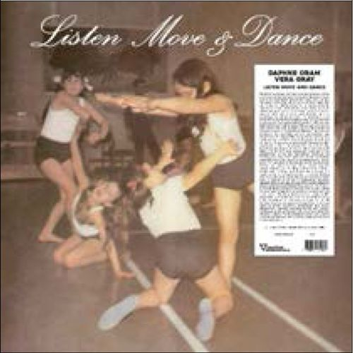 Listen Move & Dance