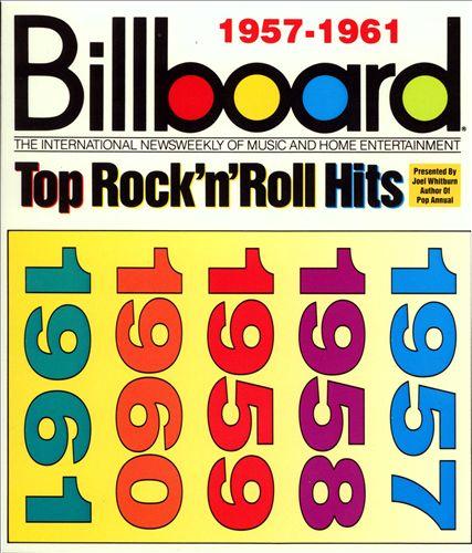 Billboard Top Rock 'n' Roll Hits: 1957-1961