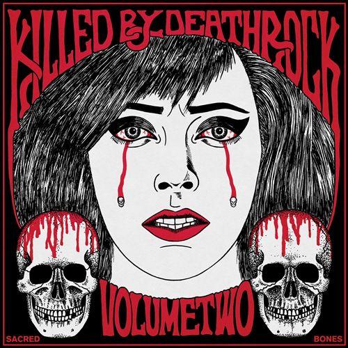 Killed by Deathrock, Vol. 2