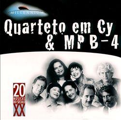 Millennium: Quarteto Em Cy & MPB-4