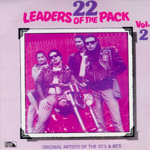 22 Leaders of the Pack, Vol. 2
