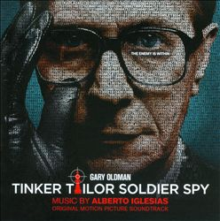 Tinker Tailor Soldier Spy [Original Motion Picture Soundtrack]