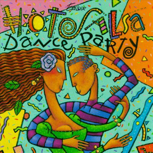 Hot Salsa Dance Party
