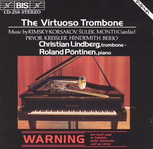 The Virtuoso Trombone