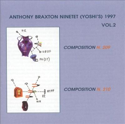 Anthony Braxton Ninetet (Yoshi's) 1997, Vol. 2