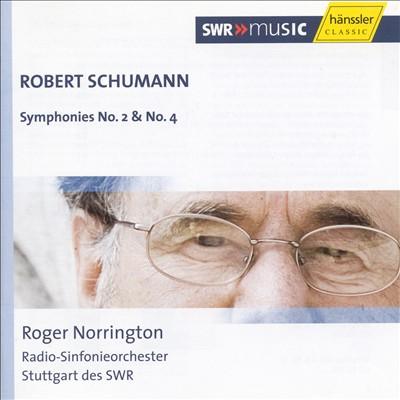 Schumann: Symphonies No. 2 & No. 4