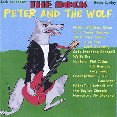 The Rock Peter and the Wolf