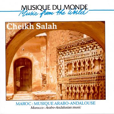 Arabo-Andalusian Music [Buda]